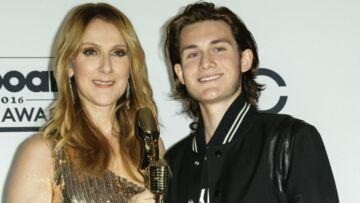 PHOTO – René Charles la relève auprès de sa mère Céline Dion