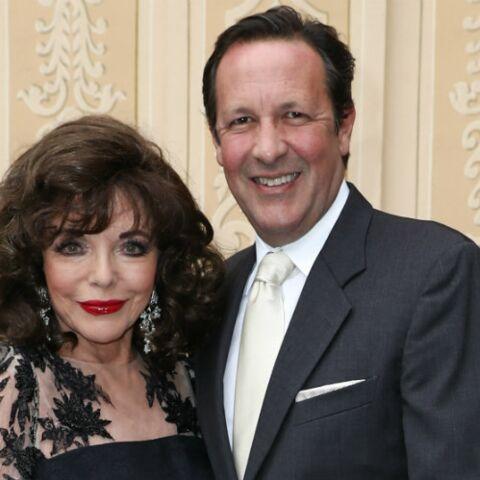 """EXCLU – Joan Collins, mariée à un homme plus jeune de 32 ans: """"Brigitte et Emmanuel Macron, c'est une histoire fabuleuse"""""""