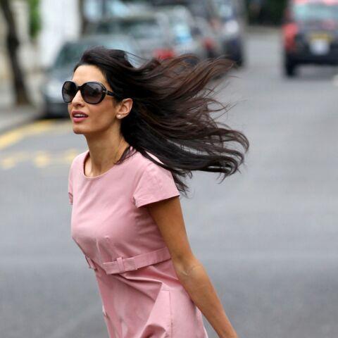Amal Alamuddin, une fille dans le vent