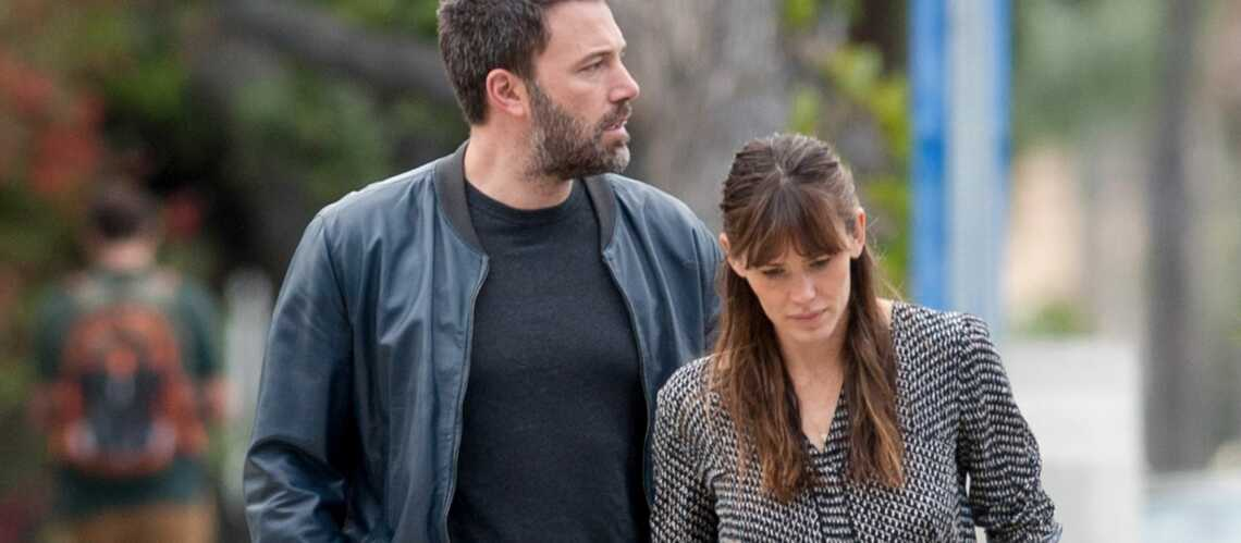 Jenni­fer Garner et Ben Affleck: l'iné­vi­table rupture