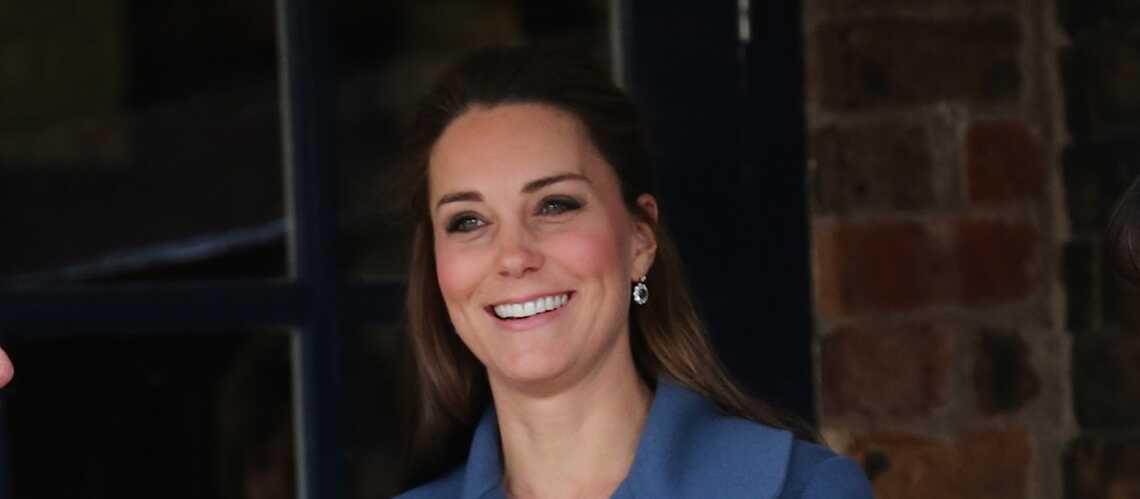 kate middleton  cong u00e9 maternit u00e9  u00e9court u00e9 pour la duchesse de cambridge