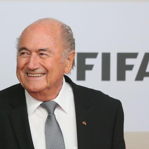 Sepp Blatter, l'indétrônable «chèvre suisse»