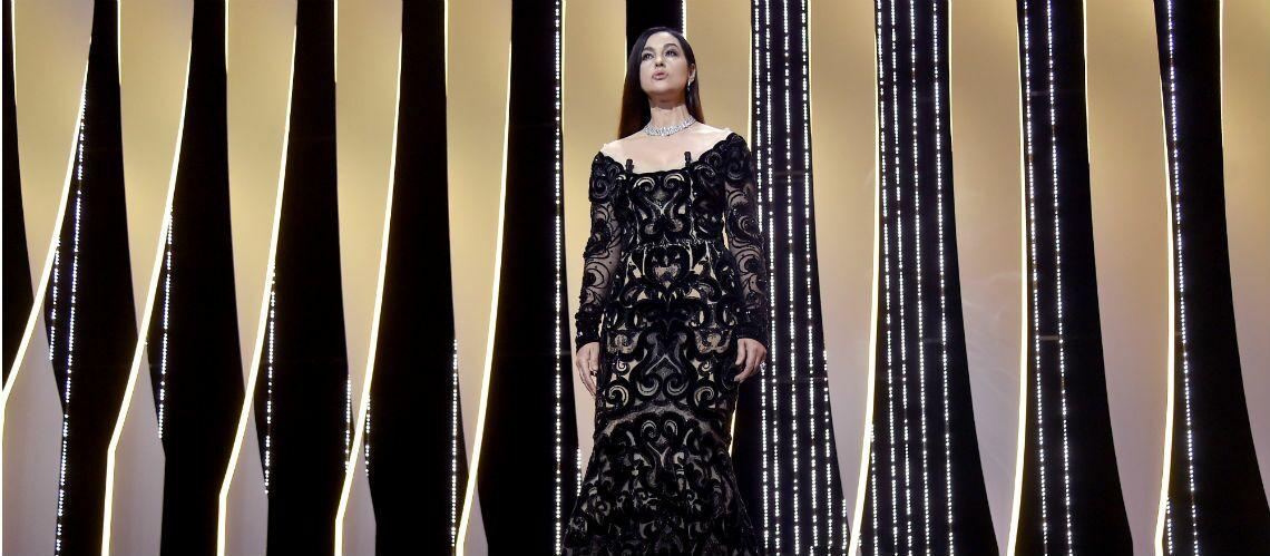 PHOTOS – Monica Bellucci: un festival de robes très éblouissant