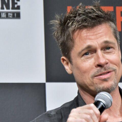 Brad Pitt veut tout effacer d'Angelina Jolie