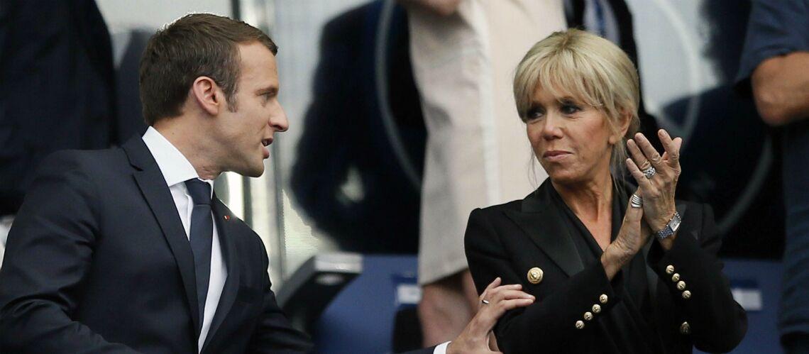 PHOTOS – Le marathon diplomatique et mode de Brigitte Macron