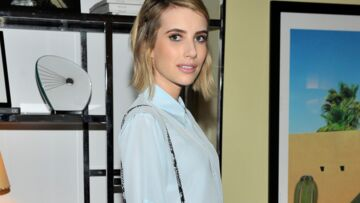 T'as le look… Emma Roberts!