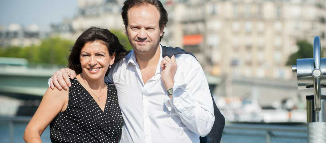 anne hidalgo et jean marc germain unis la ville comme la seine gala. Black Bedroom Furniture Sets. Home Design Ideas