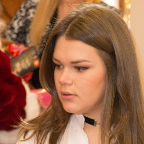 PHOTOS – Camille Gottlieb, la fille de Stéphanie de Monaco, affiche un look aussi rock que sa mère à son âge
