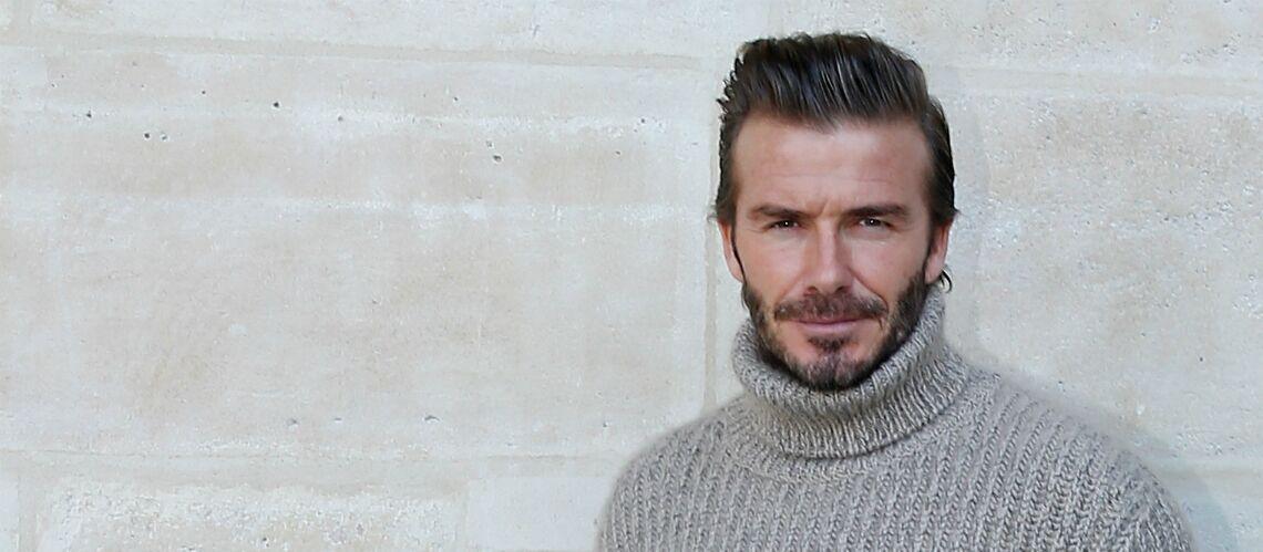 PHOTO – David Beckham, défiguré et méconnaissable: sa transformation pour Guy Ritchie
