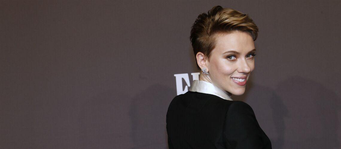 Scarlett Johansson célibataire, mais peut-être pas pour longtemps - Gala 4346d094eab