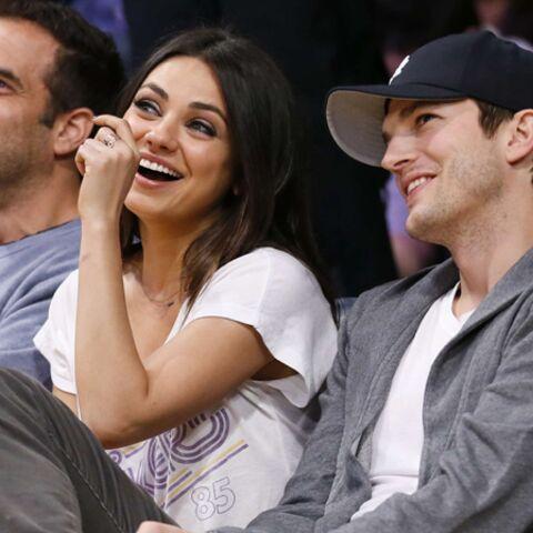 Mila Kunis et Ashton Kutcher, fiançailles, nouvel épisode