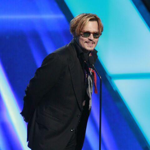 Johnny Depp fasciné par Kate