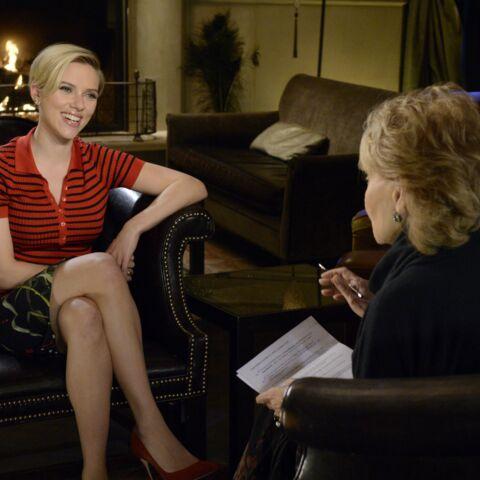Scarlett Johansson, «ma fille me rend euphorique»