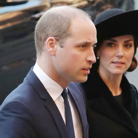 PHOTOS- Kate et William, unis face au deuil