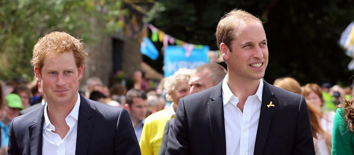 Le prince William vole au secours de son petit frère Harry qui demande la paix pour sa girlfriend