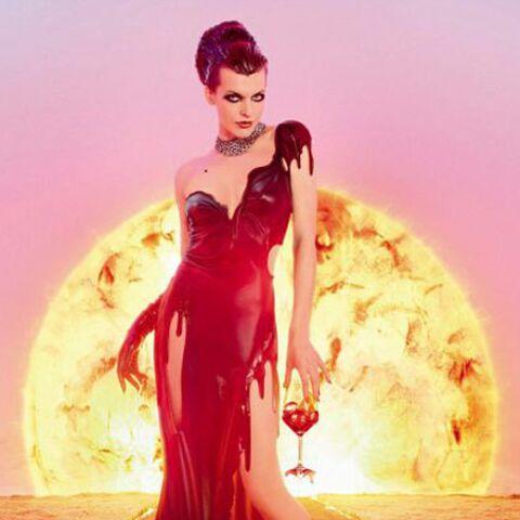 Milla Jovovich, égérie apocalyptique