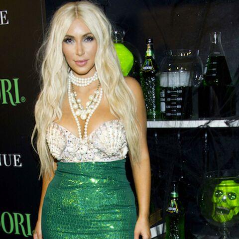Kim Kardashian n'a rien d'une sirène