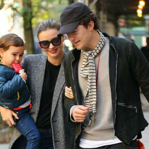 Orlando Bloom, avec Miranda Kerr et Flynn, ils seront toujours «une famille»