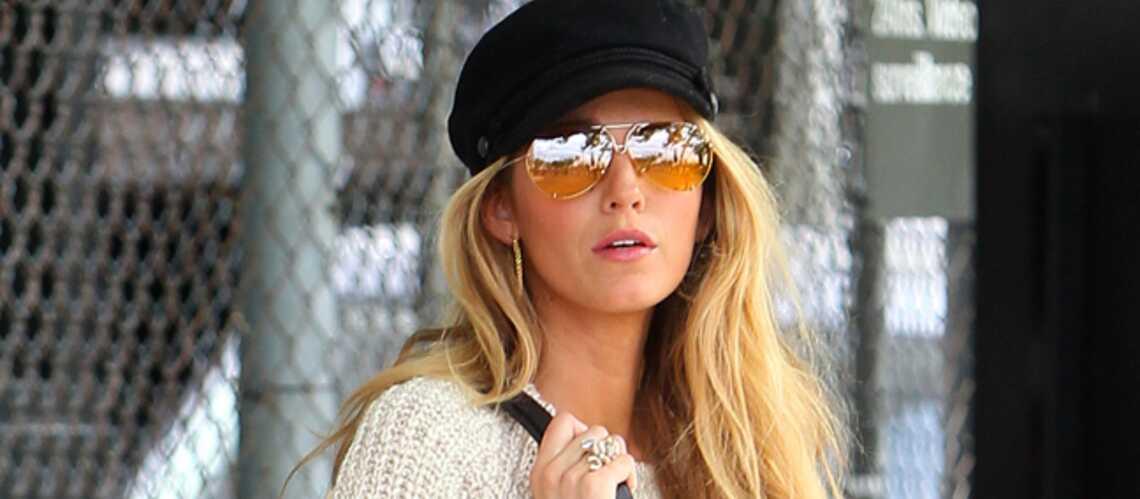 Photos – Blake Lively, Astrid Berges-Frisbey: casquettes en fête