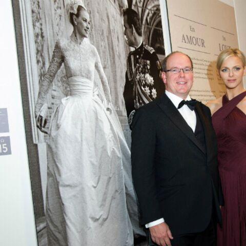 Photos- Charlène de Monaco, radieuse pour un nouvel hommage à Grace
