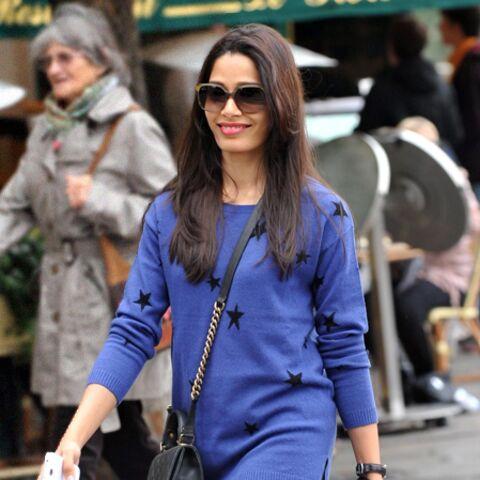 Shopping mode de star – Freida Pinto