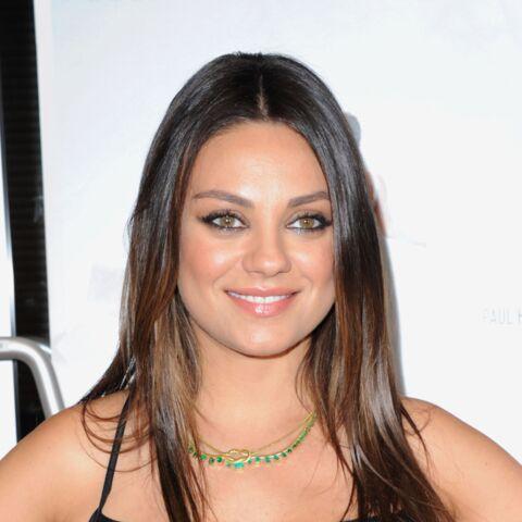 Mila Kunis: maman généreuse créative