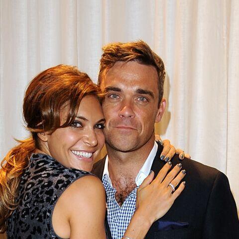 Robbie Williams et Ayda Field accueillent un petit garçon
