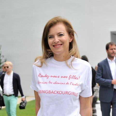 Valérie Trierweiler: une nouvelle pique contre François Hollande?
