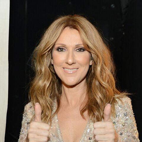 Céline Dion se met au selfie