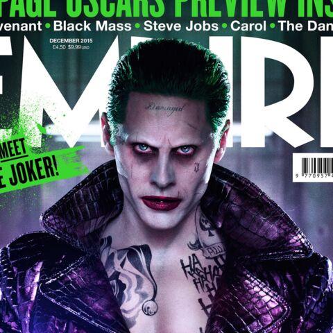 Jared Leto: «Être le Joker, c'est comme accoucher avec mon pénis»