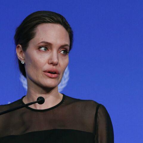 Angelina Jolie: les détails de son entretien avec le FBI