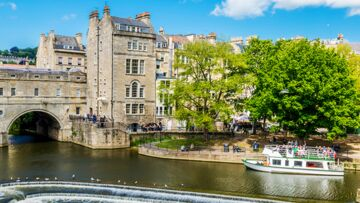 VOYAGE – Un week-end pour se ressourcer à Bath, en Angleterre