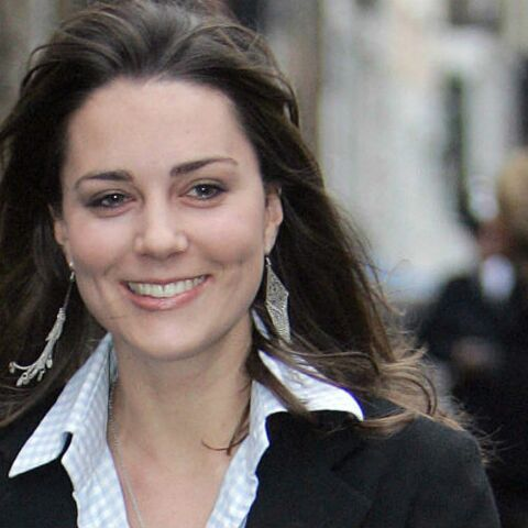 PHOTO – Kate : Elle est le sosie de la nounou de William
