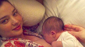 PHOTOS – Olivia Wilde, Coco Austin, Natalia Vodianova…  Ces stars qui donnent le sein sans complexe