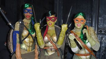 PHOTOS – Rihanna, Laeticia Hallyday, Kendall Jenner… Leurs plus beaux costumes d'Halloween