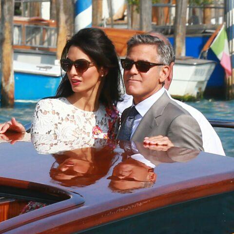 Monsieur et madame Clooney: première sortie officielle