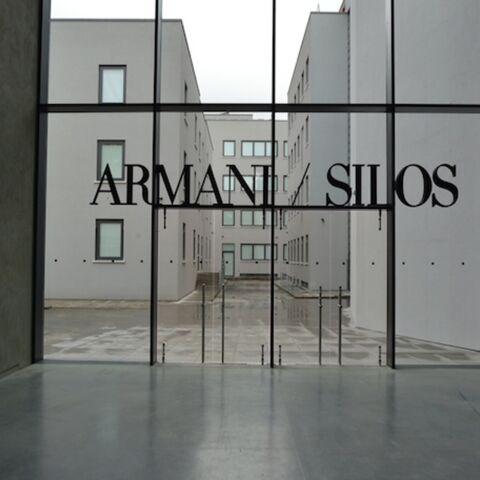 Armani Silos, le temple de la mode