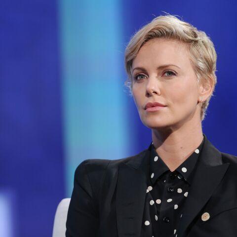 Charlize Theron souhaite la fin du SIDA pour 2030