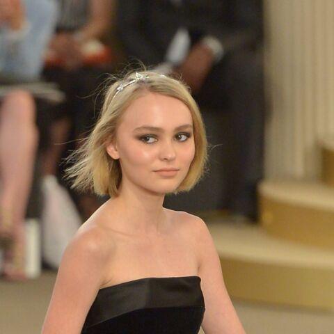 Lily-Rose Depp est en Vogue