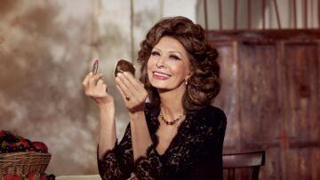 Sophia Loren, muse n°1 pour Dolce&Gabbana