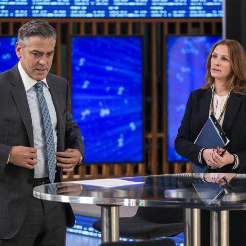 Money Monster: George Clooney et Julia Roberts dans un thriller boursier au regard cynique