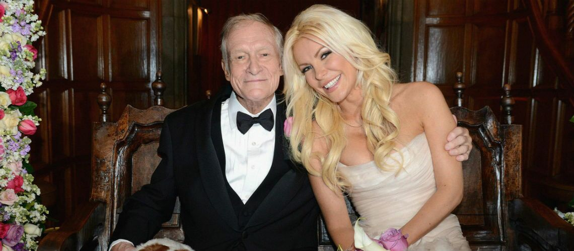 PHOTOS – Qui est Crystal Harris, 31 ans, la veuve de Hugh Hefner de 60 ans sa cadette qui va hériter de Playboy
