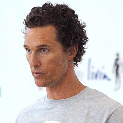 Matthew McConaughey ne fait plus le poids
