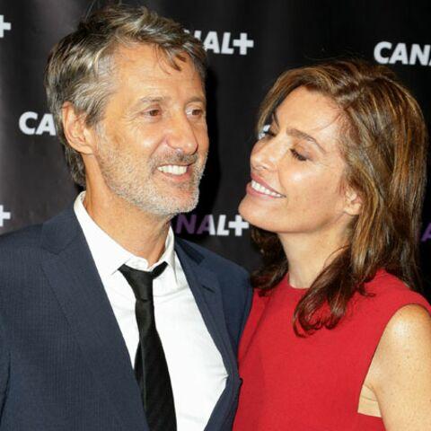 Gala By Night: Antoine de Caunes et Daphné Roulier rayonnent à la soirée Canal +