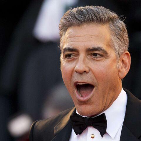 George Clooney préfèrerait parler de Ben Affleck que de la Syrie