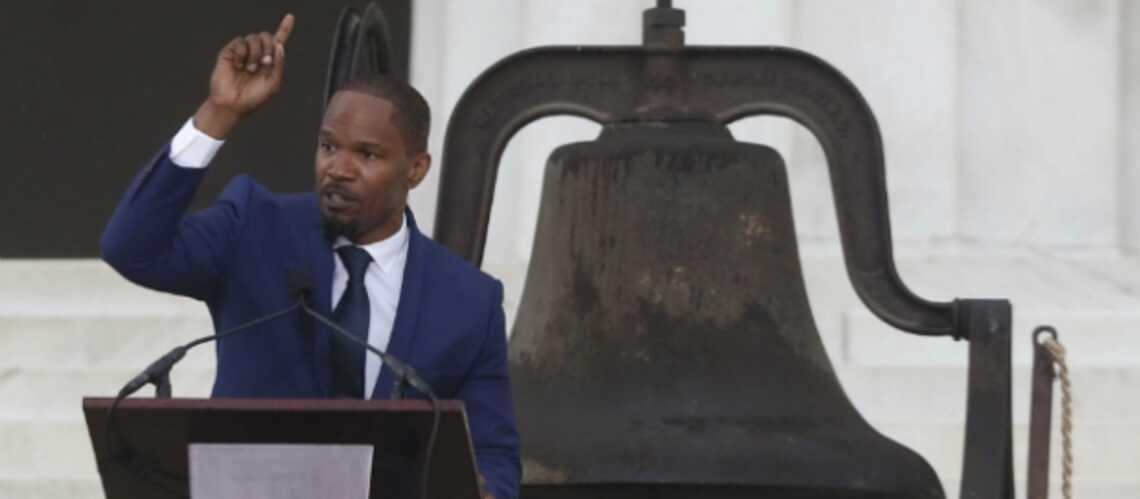 Photos – Oprah Winfrey, Jamie Foxx… rendent hommage à Martin Luther King