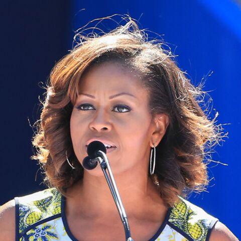 Michelle Obama, nouveau style capillaire
