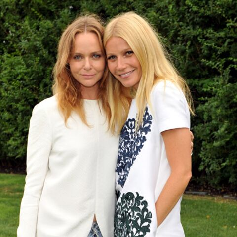 Mais que nous cachent Gwyneth Paltrow et Stella McCartney?