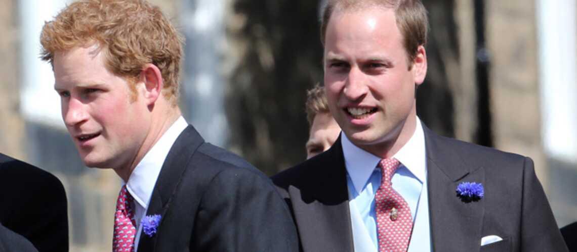 Prince William et Harry ensemble sur la scène médiatique