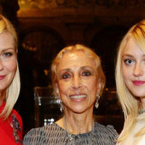 Kirsten Dunst et Dakota Fanning, candides à la Mostra de Venise